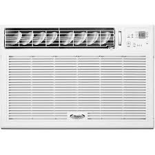 shop whirlpool 12000 btu 550 sq ft 115 volts window air
