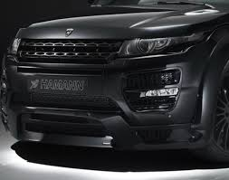 land rover hamann range rover evoque coupe tuned by hamann motorsport freshness mag