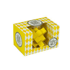 yellow colour block puzzle professor puzzle