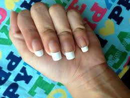 kiss french manicure kit review
