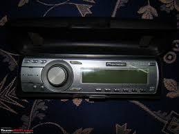 how can i use usb aux cable in my pioneer deh p4850mp team bhp