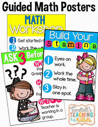 launching guided math a how to guide tunstall u0027s teaching tidbits