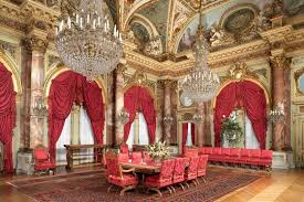 Grand Dining Room The Grand Dining Rooms Of The Newport Mansions Apartment Therapy