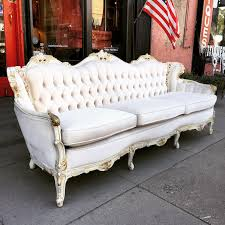 hail the queen 1950s french style sofa u2014 casa victoria vintage