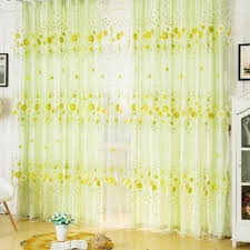 Sunflower Curtains Kitchen by Compare Prices On Sunflower Kitchen Curtains Online Shopping Buy