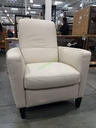 appealing natuzzi leather recliner with natuzzi cream italian