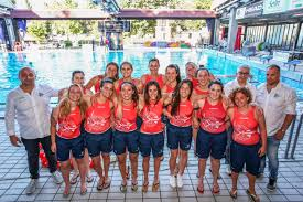 si e social nantes prima squadra femminile pallanuoto rari nantes florentia