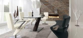chaise de salle manger design design interieur salle manger contemporaine table design élégant