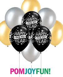happy new year balloon happy new year balloon new years decorations new years
