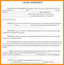 10 house rental agreement template assembly resumegeneric