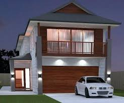 narrow home designs home designs for small lots webdirectory11