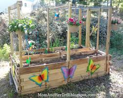 Coffee Grounds In Vegetable Garden by Kid Size Critter Proof Veggie Garden Reveal Mom And Her Drill