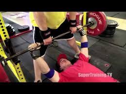 Anderson Silva Bench Press Increasing Bench Press Fitness U0026 Mma Blog Uk