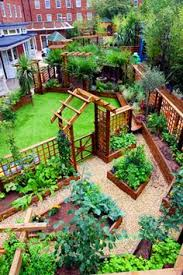 Small Backyard Vegetable Garden by House And Bloom U2013 From Grass To Garden Presenting U2026 U201cthe Potager