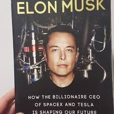 biography book elon musk elon musk autobiography books stationery fiction on carousell