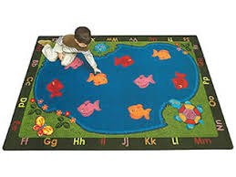 Fishing Rugs Educational Classroom Rugs For Kids And Students