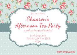 mad hatter tea party invitation template free putput info
