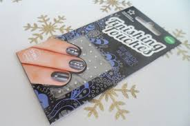 flutter and sparkle finishing touches nail art supplies from