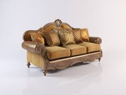 Modern Classic Sofas by Stunning Classic Leather Sofa On Furniture With Categories