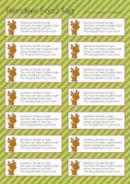 the 25 best reindeer food ideas on pinterest reindeer food poem