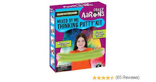 crazy aarons black friday deals amazon glow in the dark mixed by me thinking putty kit by crazy aaron