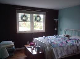 Bedroom Accent Wall Bedroom Accent Wall Wallpaper Double Rectangle Sky Blue Pillows
