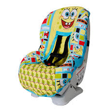 Car Seat Harness Replacement Amazon Com Spongebob Squarepants Car Seat Cover Discontinued By