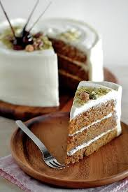 carrot cake with maple cream cheese frosting easy delicious recipes