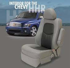 2006 Chevy Hhr Interior Door Handle Chevrolet Hhr Katzkin Leather Seat Upholstery Kit Shopsar Com