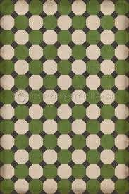 friday family find vintage vinyl floorcloths from