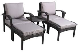 Patio Furniture Loungers Outdoor Lounge Furniture With Free Shipping