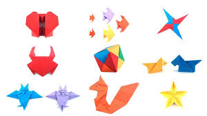 easy origami easy origami for kids 2 90 seconds of origami