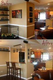 kitchen dining room remodel knock out a wall make a bar i want to do this in the kitchen