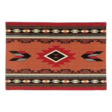 western table runners and placemats lone star western décor