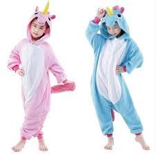 aliexpress buy children unicorn onesie for kawaii anime