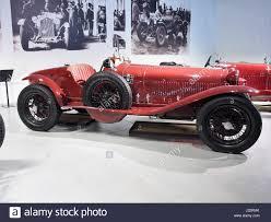 vintage alfa romeo 6c 1931 alfa romeo 6c 1750 super gran sport testa fissa pic3 stock