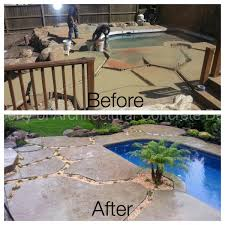 Stamped Patio Designs by Stamped Concrete And Decorative Concrete Design