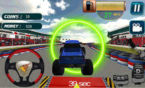 4x4 monster truck simulator app report mobile action