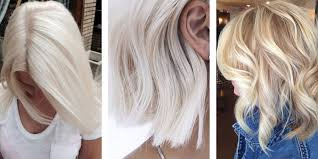 best the counter platinum hair color 24 fabulous hair color shades how to go