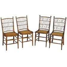 indoor rattan dining chairs room furniture contemporary wicker