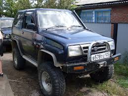daihatsu rocky used 1995 daihatsu rocky photos 1600cc gasoline manual for sale