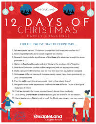 three ways to celebrate the u201ctwelve days of christmas u201d with kids