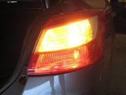 ford focus tail light bulb focus tail light bulbs replacement guide 029