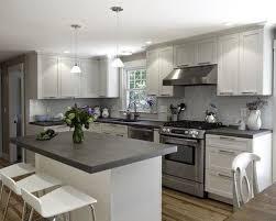 kitchen ideas grey kitchen delightful white kitchen cabinets with grey countertops