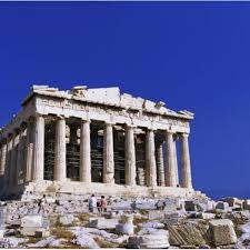 Parthenon Interior Materials Used In Ancient Greek Architecture Synonym
