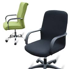computer chair cover favorable office computer chair cover side zipper design arm