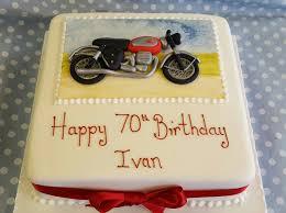 theme cakes classic motor bike theme cake ravens bakery of essex ltd