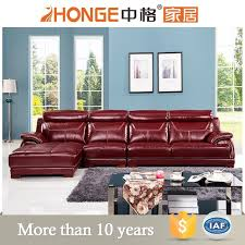 Brown Leather L Shaped Sofa Buy Cheap China Brown L Shaped Sofa Products Find China Brown L