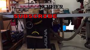 laguna router table extension laguna fusion tablesaw review weekly shop update and projects