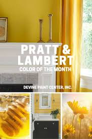 pratt u0026 lambert u0027s color of the month will warm your heart